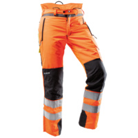 PFANNER VENTILATION HI-VIS Chainsaw Protection Pants