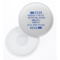 3M™ 2125 Particulate Disc Filter P2 Replacement (10 PAIRS)