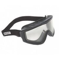 MSA Responder Industrial Strength Double Lens Fire Goggle (CLEAR)