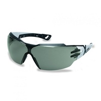 uvex pheos CX2 Safety Glasses (SMOKE)