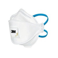 3M 9322A+ Aura P2 Respirator Mask with Valve (BOX OF 10)