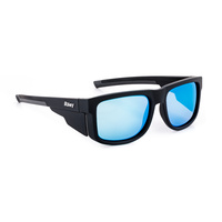 Riley NAVIGATOR Safety Glasses (BLUE ICE REVO)