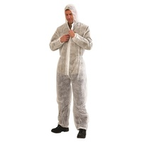 PRO CHOICE PP Coverall White | CARTON OF 50