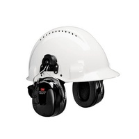 3M Peltor Worktunes Pro AM/FM Radio Cap Attach Earmuff
