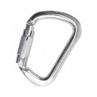 Kong 511 Y3 XL D Stainless Steel Triple Lock Carabiner | PACK OF 4