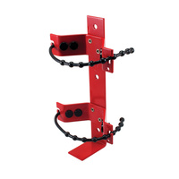 MEGAFire 4.5kg Rubber Strap Fire Extinguisher Vehicle Bracket