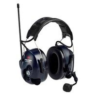3M PELTOR LiteCom Plus 2-Way Radio Headband Headset