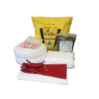 SPILL CREW Oil & Fuel Spill Kit | 58LT CAPACITY