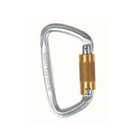 CT Climbing Technology L/weight Steel Triplock Carabiner Karabiner